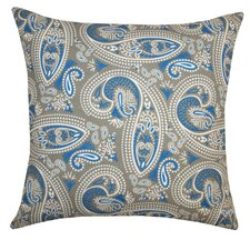 Bristol Paisley Cotton Pillow