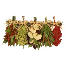 Cinnamon Apple and Spice Bunch Hanger