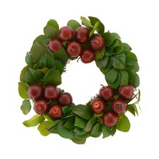 Apple Orchard Wreath