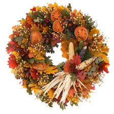 Pilgrims Greeting Wreath