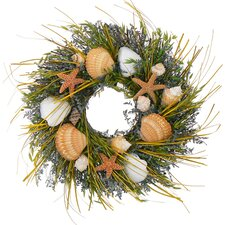 Playa Blanca Beach Hanging Wreath