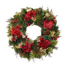 Holiday Jewel Wreath