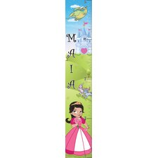 Princess Girl Growth Chart