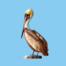 Pelican Coaster (Set of 4)