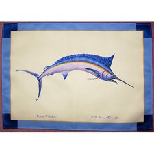 Blue Marlin Place Mat (Set of 4)