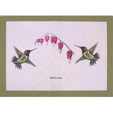 Hummingbird Place Mat (Set of 4)