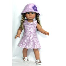 "Lacey Outfit for 18"" American Girl Doll"