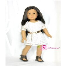 "Indie Dress Fits 18"" American Girl Doll"
