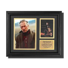 'Unforgiven' Movie Memorabilia