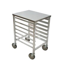 Stainless Top for Half Sized Pan Racks