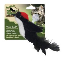 RealBirds Knock-Knock Cat Toy