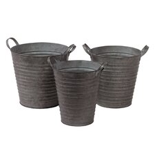 Round Container (Set of 3)
