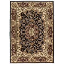 American Heirloom Walbridge Black Rug