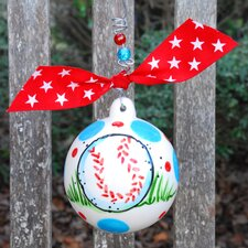 Play Ball! Ball Ornament