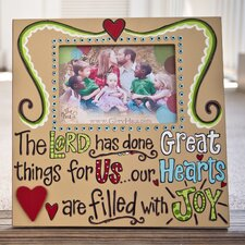 Great Things Picture Frame