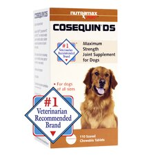 Chewable Tablets Maximum Strength Joint Supplement for Dog (110 Count)
