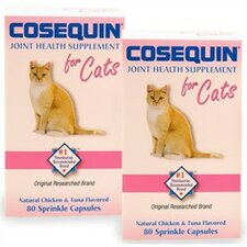 Joint Health Supplement for Cat (2 Pack/80Count)