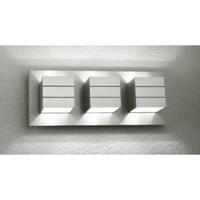 Alume 3 Light Wall Sconce