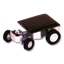 World's Smallest Solar-powered Car with Carrying Case
