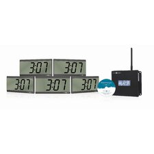 Wireless Clocks in Box LCD Bundle