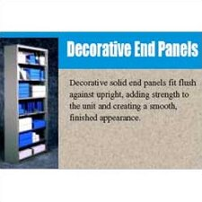 Automotive Shelving Unit End Panels