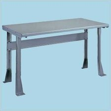 Steel Top Workbench