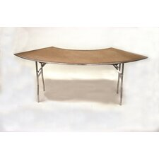 Standard Series Plywood Folding Crescent Banquet Table