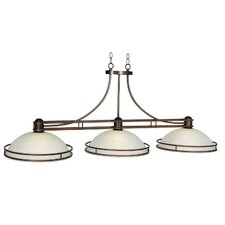 Cosmopolitan 3 Light Billiard Light