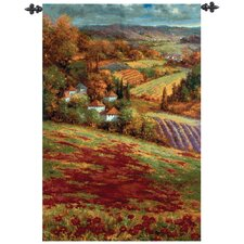 Valley View III Tapestry