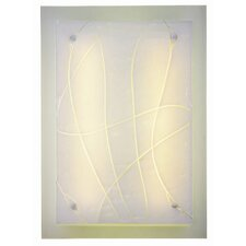 Snow 2 Light Wall Sconce/Flush Mount