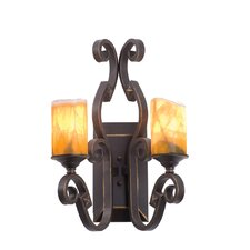 Ibiza 2 Light Wall Sconce
