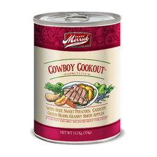 Cowboy Cookout Canned Dog Food (13.2-oz, case of 12)