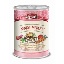 Senior Medley Canned Dog Food (13.2-oz, case of 12)