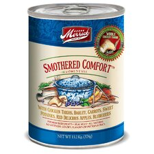 Smothered Comfort Canned Dog Food (13.2-oz, case of 12)