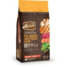 Grain Free Real Chicken and Sweet Potato Dry Dog Food