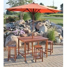 Ridge Bar Table Set