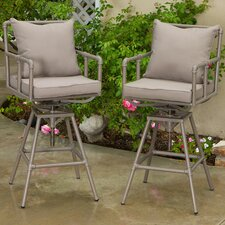 Northrup Adjustable Barstool (Set of 2)