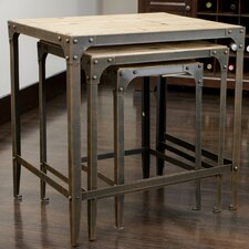 Plano End Table (Set of 3)