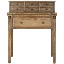 Abigail Fold Down Desk