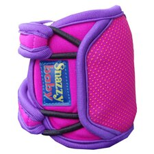 Snazzy Baby Knee Pads in Princess Pink