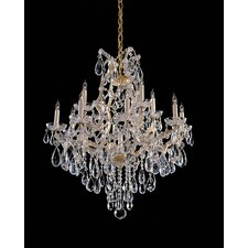 Maria Theresa 13 Light Chandelier