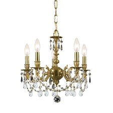 Mirabella 5 Light Mini Chandelier