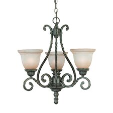 Sutherland 3 Light Chandelier