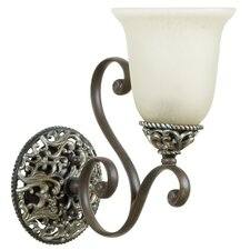 Mia 1 Light Wall Sconce
