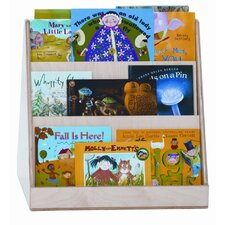 Two Sided Tot Size Book Display