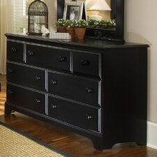Midnight 7 Drawer Dresser
