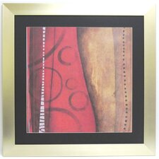 Premier Red Abstract Wall Art