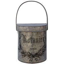 Botanica Wall Bucket with Lid