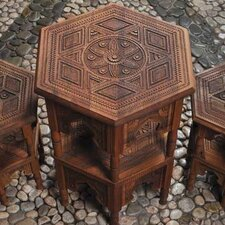Peshkun End Table Table