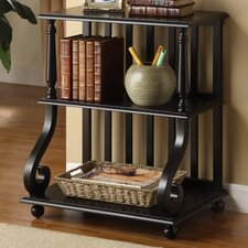 Three-Tiered Bookcase